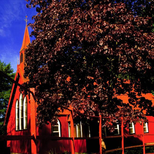 Dalswinton Church