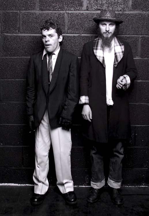 Ian & Russell